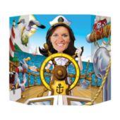 Captain's Wheel  Photo Prop