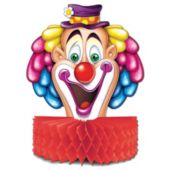 Clown Centerpiece-10""
