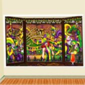 Mardi Gras View Decoration