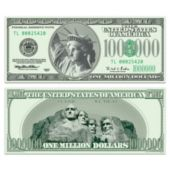 One Million Dollar Cutout