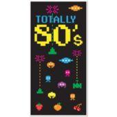 80's Door Cover