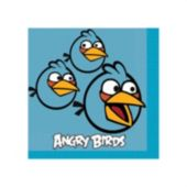 Angry Birds Beverage Napkins - 16 Pack