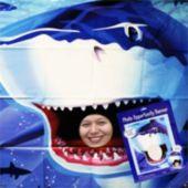 Shark Splash Photo Prop