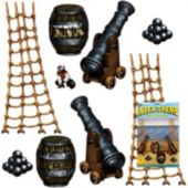 Pirate Ship Props