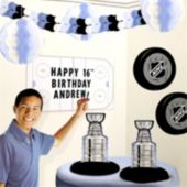 NHL Decorating Kit