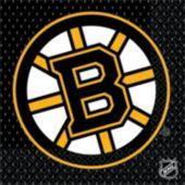Boston Bruins Lunch Napkins - 16 Per Unit