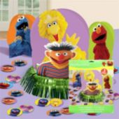 Sesame Street Decorating Kit
