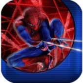 """Spiderman 7"""" Paper Plates - 8 Pack"""