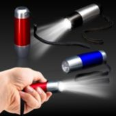 LED Mini Taper Flashlight-4""