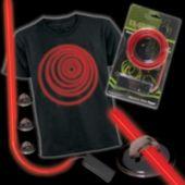 Red Lumitlite Elec Tron Ic Costume Kit