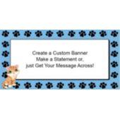 Favorite Kitten Custom Banner
