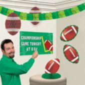 Football Customizable Decoration Kit