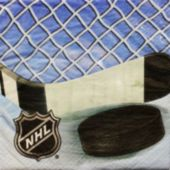 NHL Lunch Napkins - 16 Pack