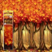 Fall Trees Scene Setter Room Roll