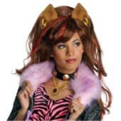 Monster High - Clawdeen Wolf Wig (Child)