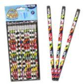 Race Car Pencils - 12 Pack