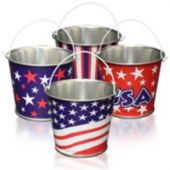 Patriotic Buckets - 12 Pack