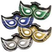 Glitter Eye Masks - 12 Pack