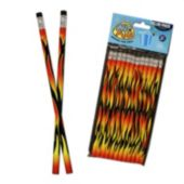 Flame Pencils - 12 Pack