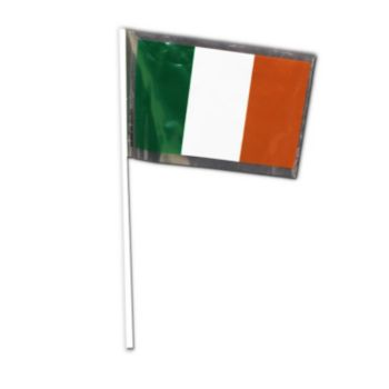 Irish Plastic Flags