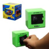 "Mini 3 3/8"" Combination Toy Safe"