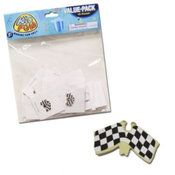 Checkered Flag Pins