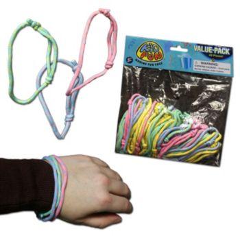 Spring Color  Friendship Bracelets