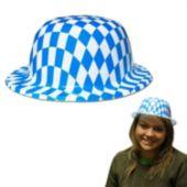Oktoberfest Derby Hats-12 Pack