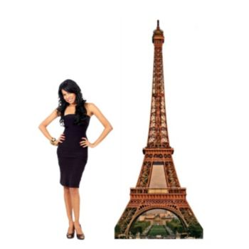 Eiffel Tower  Stand Up