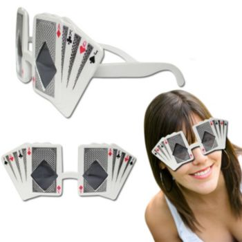Playing Card Eyeglasses