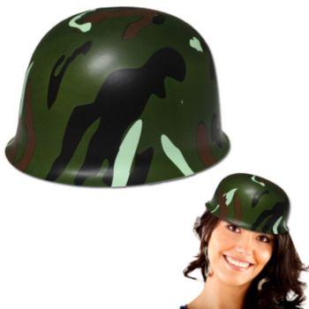 Camouflage  Plastic Helmet