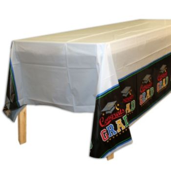 Congrats Graduate   Table Cover