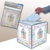 Religious Card Holder Box