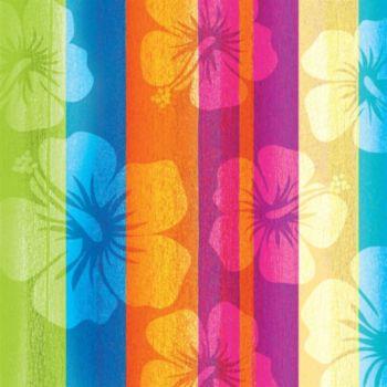 Aloha  Hibiscus  Beverage Napkins