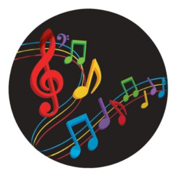 """Musical Memories  7"""" Plates"""