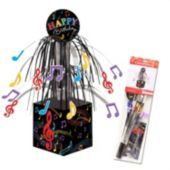 Musical Memories Centerpiece-18""