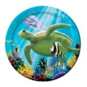 "Under the Sea 7"" Plates - 8 Pack"