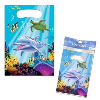 Under the Sea  Loot Bags