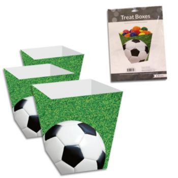 Soccer Treat Boxes