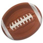 Football Platters - 8 Per Unit