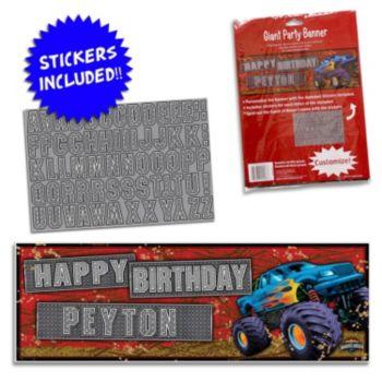 Mudslinger Custom Banner Kit