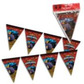 Mudslinging Pennant Banner Decoration