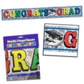 Congratulations Graduate Fringe Banner Decoration