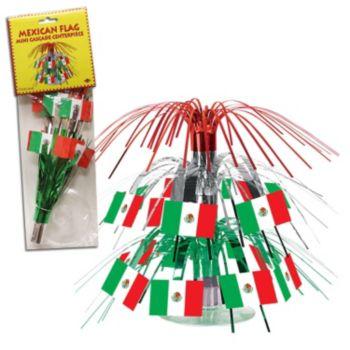 Mexican Flag  Cascade Centerpiece