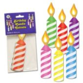 Candle Cutouts-12 Pack