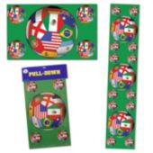 Soccer International Cutout-5'
