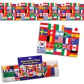 International Flag Decoration