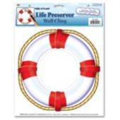 Life Preserver Cling