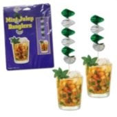 Mint Julep Danglers-2 Per Unit