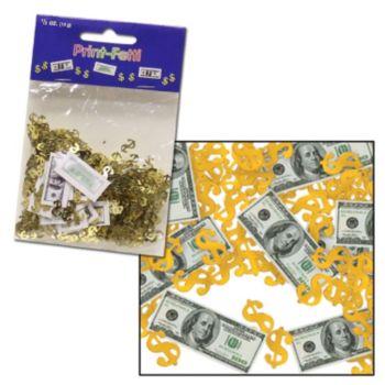 Big Bucks Confetti